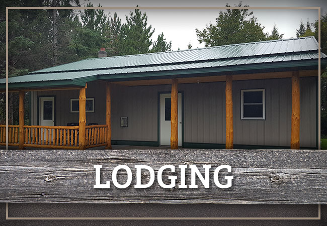 Lodging At Clearwater County Outfitters